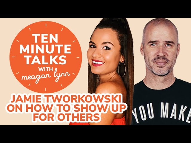 Jamie Tworkowski on How to Show Up for Others and Talk About Mental Health