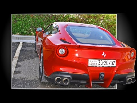 Ferrari F12, The Best Super Sport Car, But!