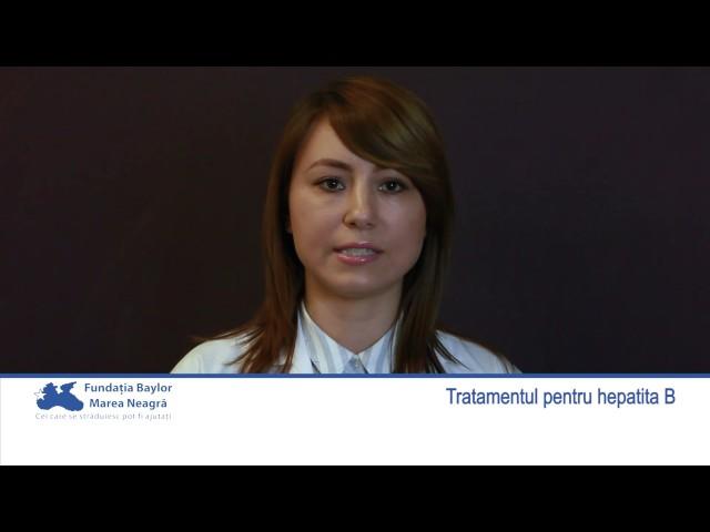 Tratamentul pentru hepatita B
