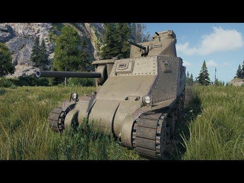 World of Tanks M3 Lee 2029 DMG - Serene Coast