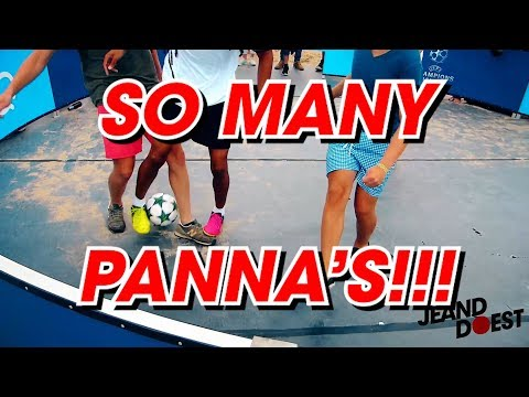 SO MANY PANNA'S - FOOTBALL DOCUMENTARY BEST OF EASY MAN 2016 Vol.10