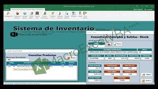 برنامج وحدات المخزون والمشتريات والمبيعات في Excel تحديث | MacroExcelVBA - أغيري