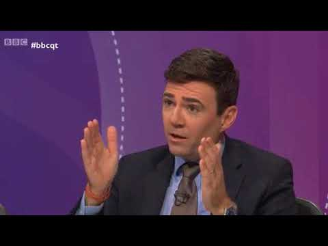 Question Time - 18th Jan 2018