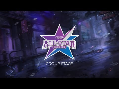 GPL All-Star 2017 | Group Stage Day 1