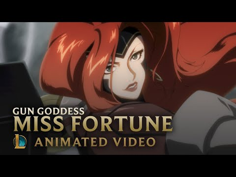 Payback is a Goddess | Gun Goddess Miss Fortune Animated Video - League of Legends