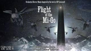 flight of the mi go hp lovecraft orchestral horror music