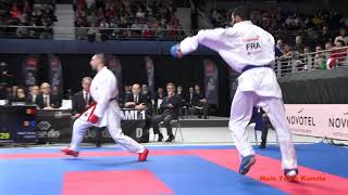 TOP TEN KARATE actions of day 4 of Karate World Championships