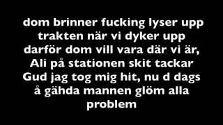 B.B.E - Hela kvällen Lyrics