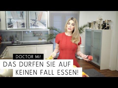 Liposuktion: Was Sie auf keinen Fall danach essen dürfen.   DOCTOR Mi! Folge 10
