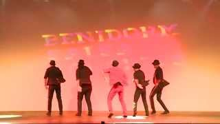 Perfomance Viernes Fadi Fusion - Benidorm Salsa Congress 2012