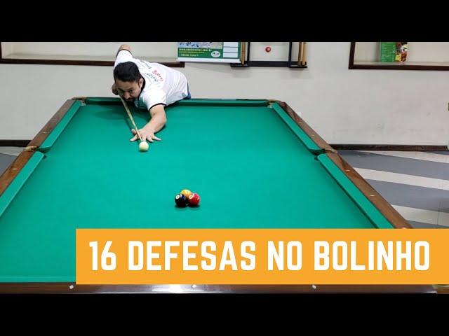 JOGO DE BOLINHO - Aprenda a defender