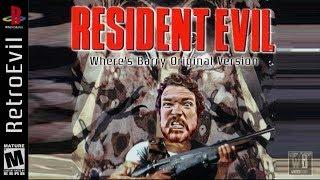 Retro Evil: Resident Evil 1 (Original Non-Directors Cut) Day 2