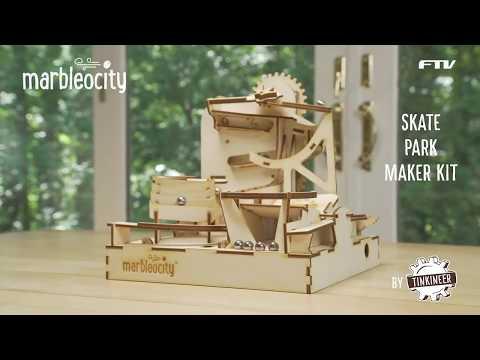 어른들을 위한 DIY 장난감 마블로시티