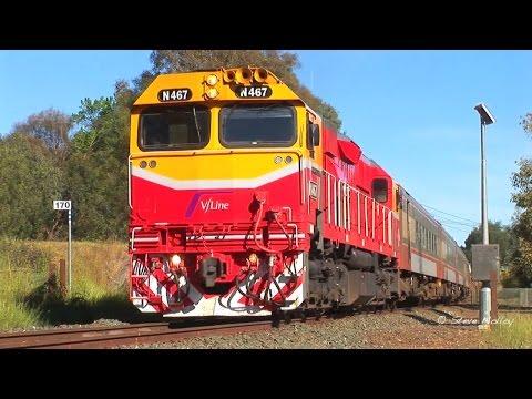 Trains Compilation 1