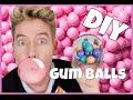 DIY FRUITY GUM BALLS!!!