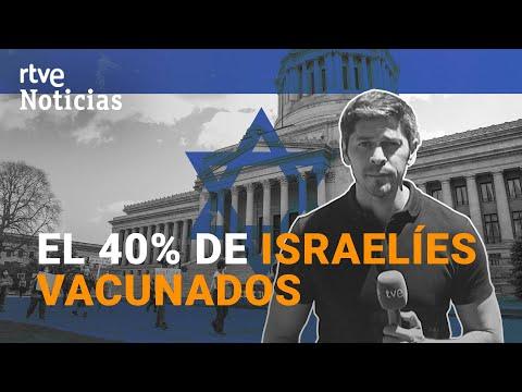 La INMUNIDAD Empieza A Notarse En ISRAEL | RTVE Noticias