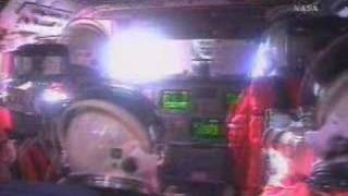 Columbia: Launch and Re-entry from Pilot's View