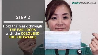 How to Wear a Surgical Mask