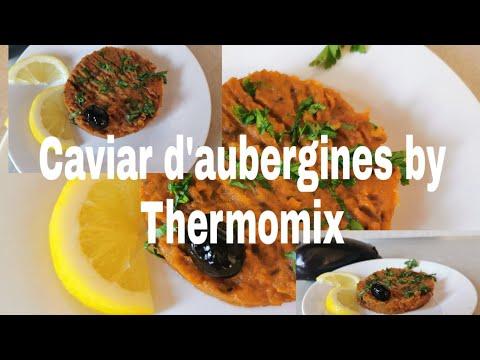 #thermomix-#recettefacile-délicieux-caviar-d'aubergines-(zaalouk)-thermomix-زعلوك-الباذنجان