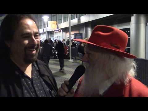 HOLLYWOOD HAPPENINGS INTERVIEW WITH coco montoya AT NAMM 2017