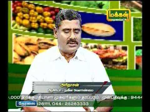 14 05 2011 Makkal Chandhai LIVE Spirulina Dr SUMAN