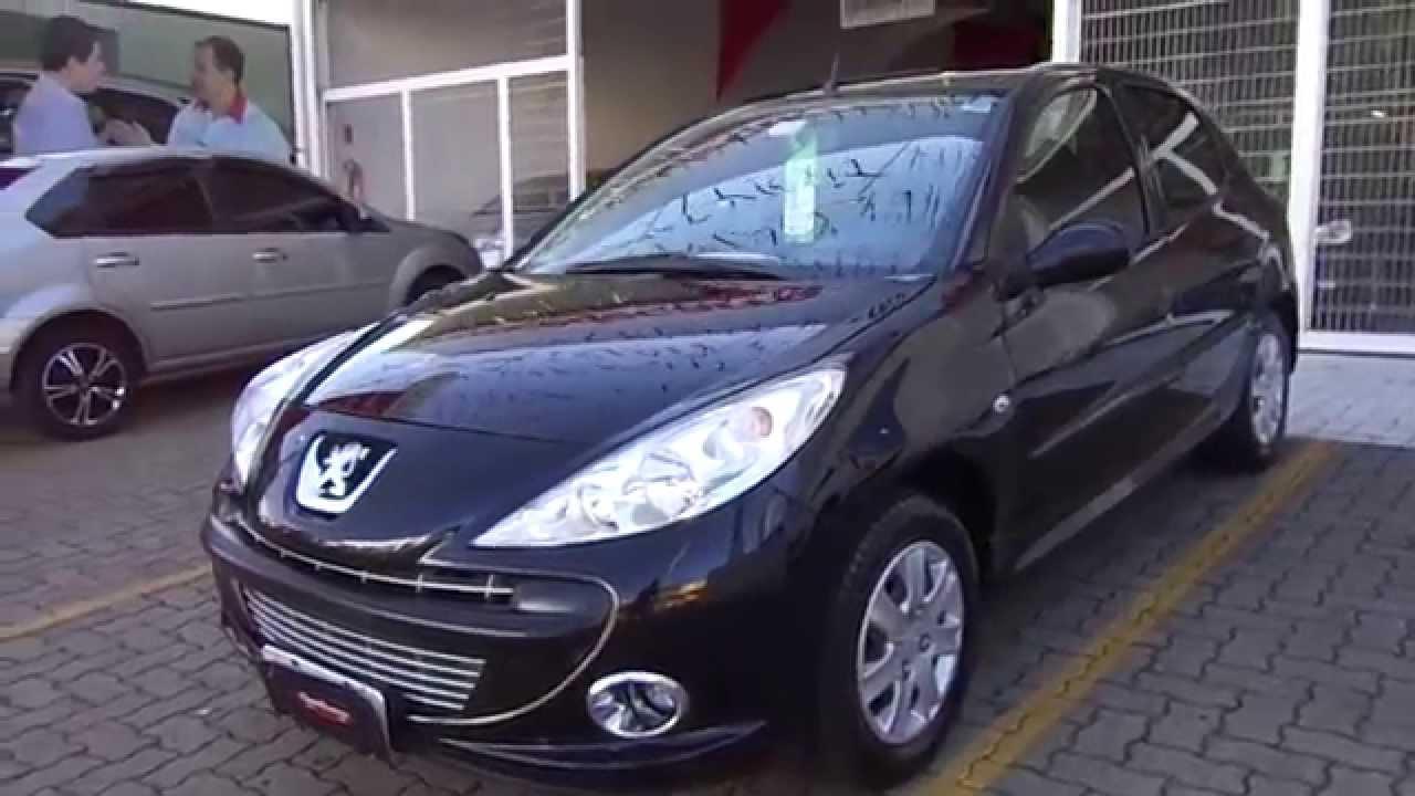 Peugeot 207 XR 14 8v (Flex) 4p 2011  YouTube