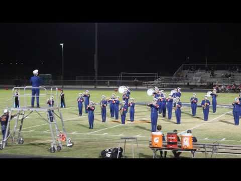 PBHS Marching Band Star Trek