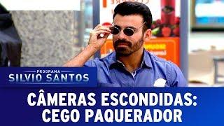 Cego Paquerador - Blind Prank  | Câmeras Escondidas (17/12/17)