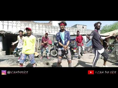 MERE GULLY MEIN | DIVINE Feat. Naezy | TARUN PARIHAR CHOREOGRAPEY | #GULLYBOY