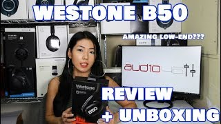 best Low End Ever? Westone B50 Review & Unboxing