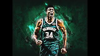 Milwaukee Bucks ,MVP Giannis Antetokounmpo , Khris Middleton 'a Verilen Kontrat