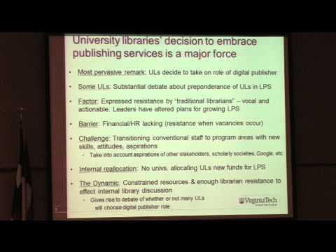 2013 UNT Open Access Symposium, Part 15