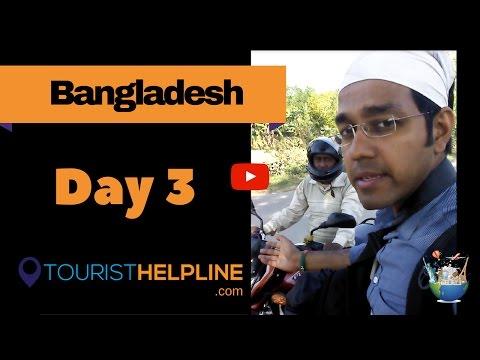 Bike taxi in Bangladesh : Day 3 (Solo backpacking Bangladesh)