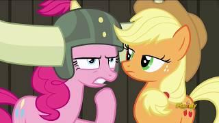 Pinkie Gets Honorary Yak Horns