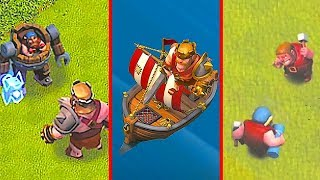 FUNNY MOMENTS IN COC | Clash of clans | TROLL GAMES