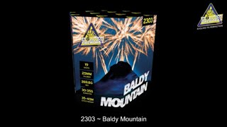 EVOLUTION FIREWORKS - BALDY MOUNTAIN (NEUHEIT 2020) Infos unterm Video!