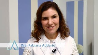 Dra. Fabiana Addario (Dermatologista)