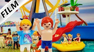 Playmobil Film deutsch XXL SOMMERFESTIVAL in PLAYMOBIL CITY Wo stecken Hannah & Julian? Kinderserie