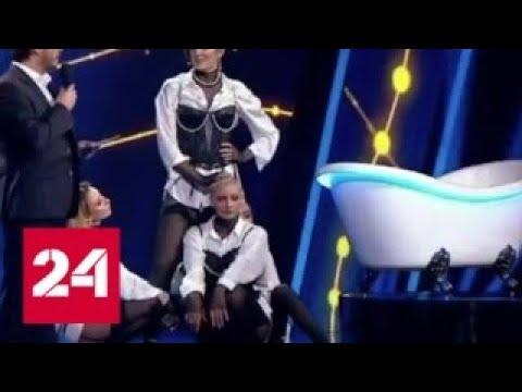 Евровидение по-украински: певица Марув может не поехать на конкурс из-за связей с Россией - Россия…