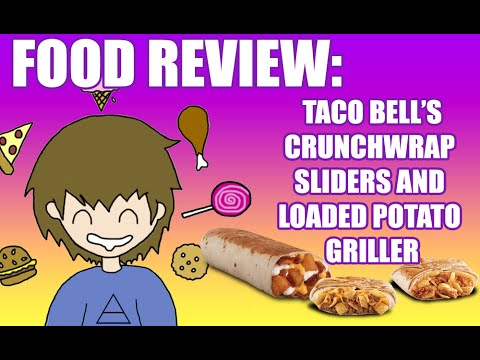 Reed Reviews Taco Bell Loaded Potato Griller - gamerun.org
