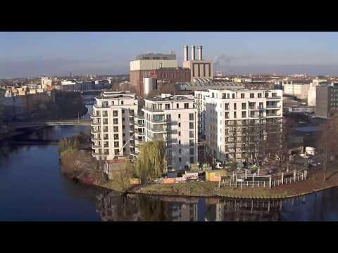 PROJECT Immobilienentwicklung Goslarer Ufer im Zeitraffer