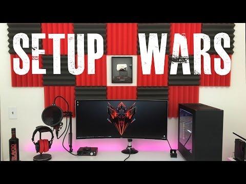 Submit Your Desk Setup   Setup Wars Instructions