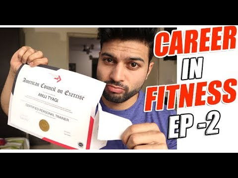 ACE Cert Trainer Not Getting JOB II हिंदी II What To Do After Completing Cert. In Fitness