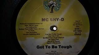 MC Shy-D - Paula's On Crack (1987)