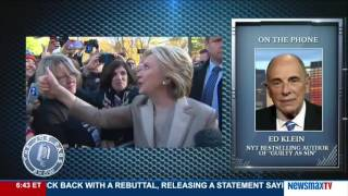 The Joe Pags Show | Ed Klein discusses Hillary