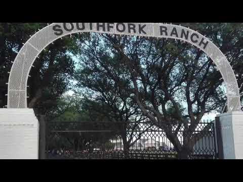Southfork Ranch Dallas Texas CB Party #FGR18