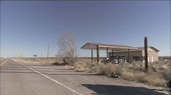 Route 66 runs right past this Arizona trading post in Joseph City