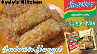 Indomie Nugget, Nugget Mie