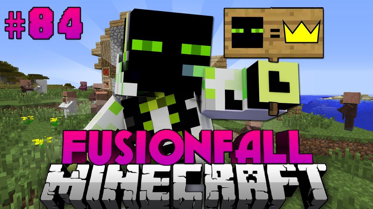 Königliche SCHUMMELSWAHL Minecraft Fusionfall DeutschHD - Minecraft hauser verschonern