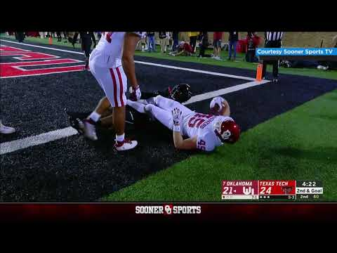 Ou Football Highlights Sooners 51 Red Raiders 46